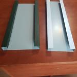 acéllemez kerítés elemek